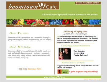 Boomtown Cafe image