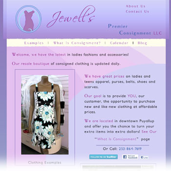 Jewell's Premier Consignment image